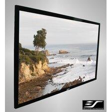 "ezFrame White 200"" Fixed Frame Projection Screen"