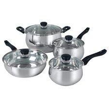 Rametto 8 Piece Cookware Set
