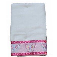 Butterfly Dots Bath Towel