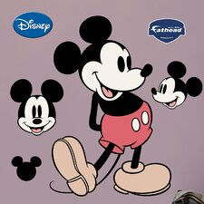 Disney Classic Mickey Mouse Wall Decal
