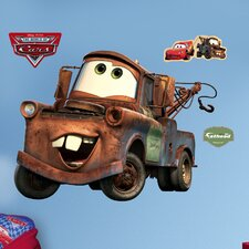 Disney Mater Wall Decal