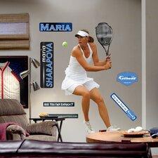 Maria Sharapova Wall Decal