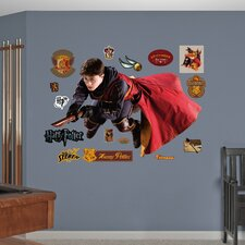 Harry Potter Quidditch Seeker Peel and Stick Wall Decal