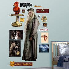 Harry Potter Albus Dumbledore Half-Blood Prince Peel and Stick Wall Decal