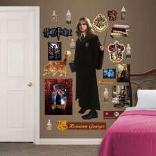 Harry Potter Hermione Granger - Prisoner of Azkaban Peel and Stick Wall Decal
