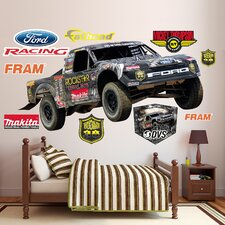 Action Sports Brian Deegan - Ford Raptor Wall Decal