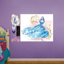 Disney Cinderella Movie Peel and Stick Wall Mural