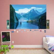 Disney Frozen - Arendelle Peel and Stick Wall Mural