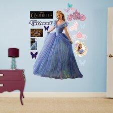 Disney Cinderella Movie Peel and Stick Wall Decal