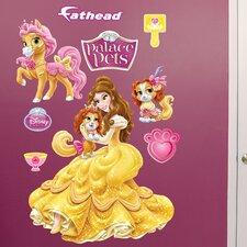 Disney Palace Pets - Belle - Disney - Princesses Wall Decal