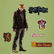 Harry Potter Ron Weasley - Deathly Hallows Junior Peel and Stick Wall Decal