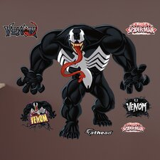 Marvel Venom Ultimate Spider-Man Big Wall Decal