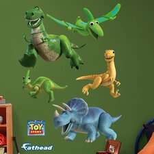 Disney Toy Story Dinomight Big Wall Decal