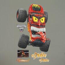 Feld El Diablo - Monster Trucks Wall Decal