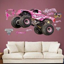 Feld Madusa - Monster Trucks Wall Decal