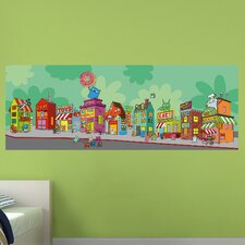 Ugly Doll Peel and Stick Wall Mural
