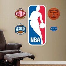 NBA Logo Wall Decal
