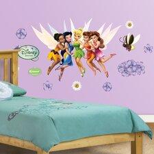 Disney Fairies Wall Decal
