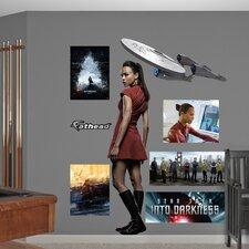 Star Trek Into Darkness Uhura Wall Decal