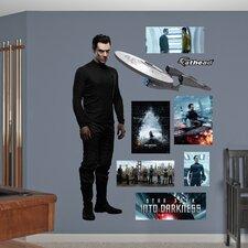 Star Trek Into Darkness Khan Wall Decal