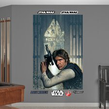 Star Wars Han Solo Wall Mural