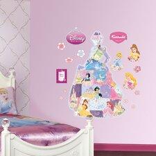 Disney Princesses Montage Wall Decal