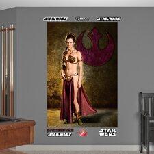 Star Wars Princess Leia Wall Mural