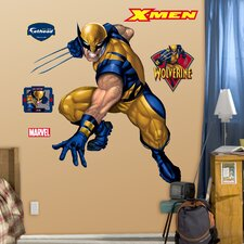 Super Heroes Wolverine Wall Decal