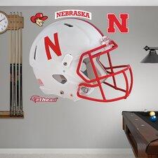 NCAA Helmet Wall Decal