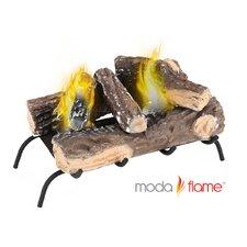Convert to Ethanol Log Fireplace Burner Insert
