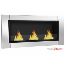 Devant Ventless Bio Wall Mounted Ethanol Fuel Fireplace