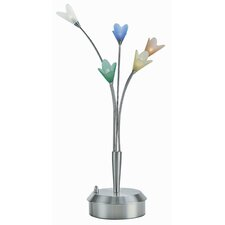 """Flora 27"""" H Table Lamp with Novelty Shade"""
