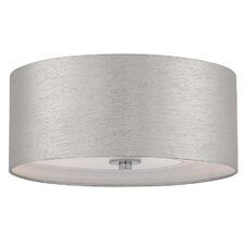 Silvain 2 Light Flush Mount
