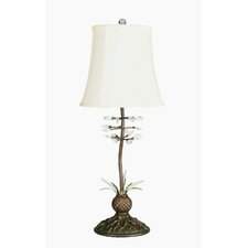 """Pickering 30"""" H Table Lamp with Bell Shade"""