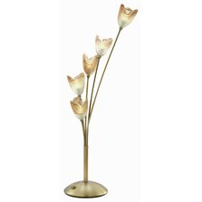 """Tulip 29.5"""" H Table Lamp with Bell Shade"""