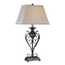 """Narcisco 31.5"""" H Table Lamp with Empire Shade"""