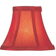 "6"" Silk Bell Lamp Shade"