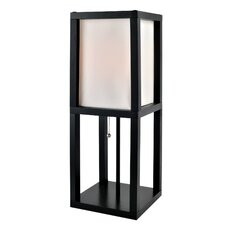 """Elske 22"""" H Table Lamp with Rectangular Shade"""