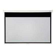 """High Contrast 130"""" diagonal Manual Projector Screen"""
