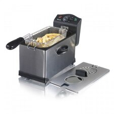 3L Fryer with Viewing Window