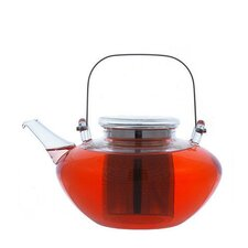 Grosche Tuscany Glass Teapot