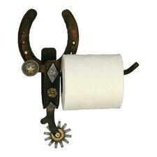 Cast Iron Spur Toilet Paper Holder