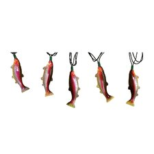 Rainbow Trout 10 Light Party Light