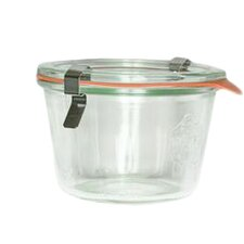 Weck 8-Ounce Canning Jar (Set of 6)