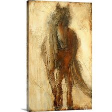 Mystical Beauty by Erin Ashley Gallery Painting Print on Wrapped Canvas