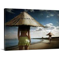 Sun-Bay Watch by Ben Goossens Photographic Print on Canvas