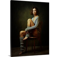 Galina by Zachar Rise Photographic Print on Canvas