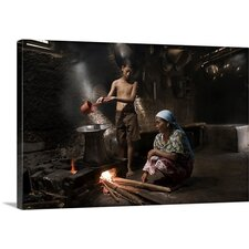 Quality Time by Raymond Sitanggang Photographic Print on Canvas