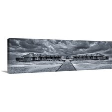 The Gathering Storm Photographic Print on Canvas