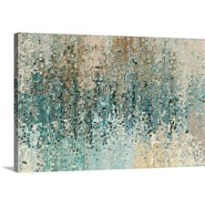 Hunts Point Graphic Art on Canvas